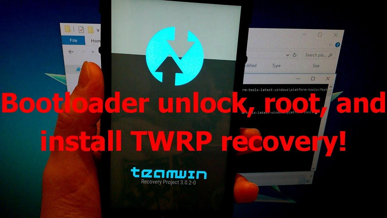 How to bootloader unlock, root, and install TWRP recovery on LG G4 H811