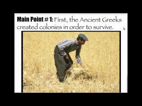 Greece Colonies