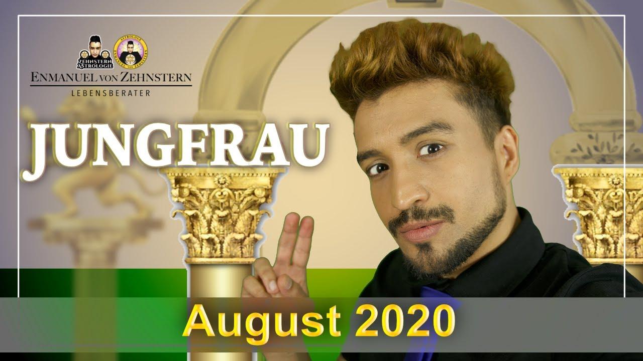 JUNGFRAU | ASZENDENT UND STERNZEICHEN MONATSHOROSKOP AUGUST 2020