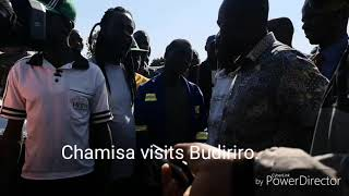 Watch Chamisa visits Budiriro, asks these car cleaners what they want to see happening in Zimbabwe