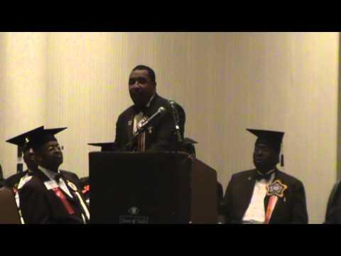 2012 Passover - Minister of Music Elder J. Kenneth Hendricks