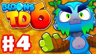 Obyn Greenfoot, Forest Guardian! - Bloons TD 6 - Gameplay Walkthrough Part 4