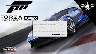 Play Forza Motorsport 6: Apex on Windows 10 Fix for FREE I PC Games I Forza Apex Fix for PC