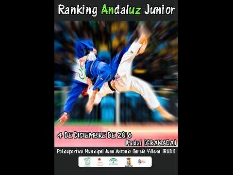 TATAMI 3 - RANKING ANDALUZ JUNIOR - Padúl (Granada)