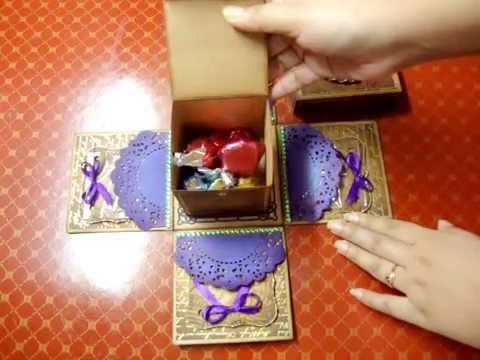 Rakhi Magic Explosion Box