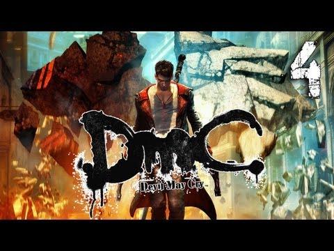 DMC: Devil May Cry - Tactical Graffiti! [Part 4]