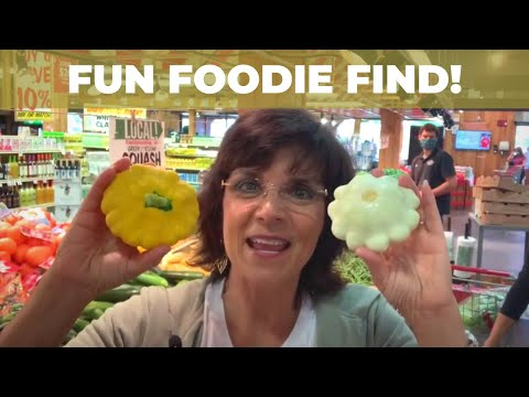 Patty Pan Squash Buying and Cooking Tips + 9 Reasons to Eat it!