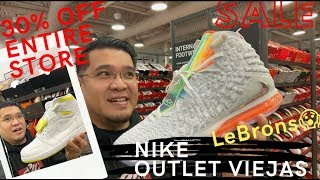 Nike Clearance Outlet 30% Entire Store