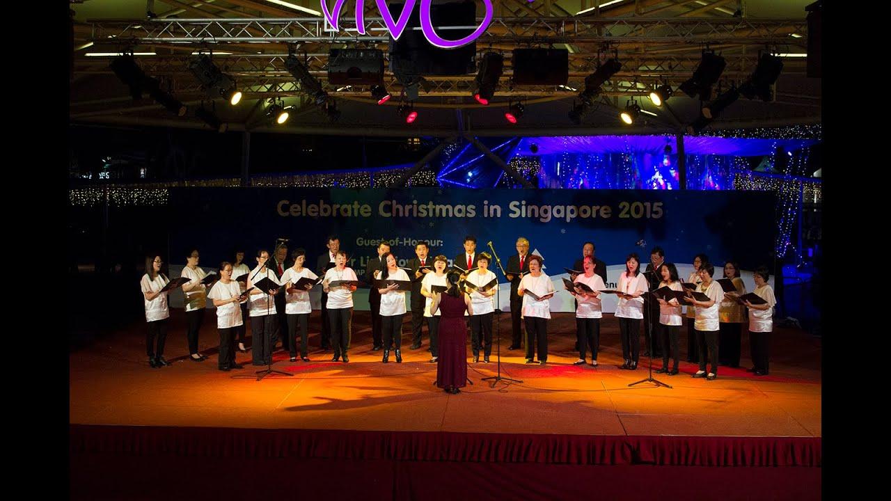 christmas songs presented by grace methodist church choir - Church Christmas Songs