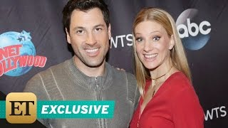 EXCLUSIVE: Maksim Chmerkovskiy Is 'Pissed' After Heather Morris' Shocking 'DWTS' Elimination