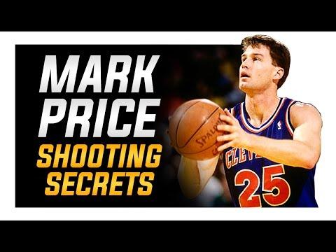 Mark Price Shooting Form: NBA Shooting Secrets (HD)