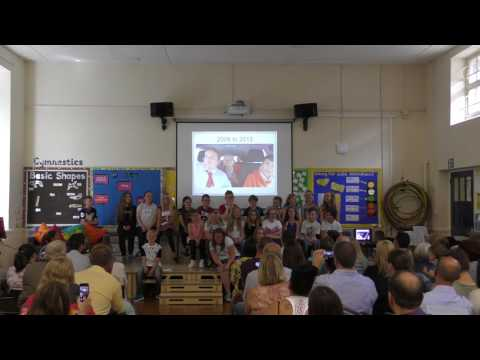 Cefn Fforest Primary School Yr6 Leavers Assembly 20.07.2017