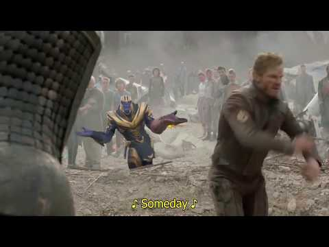 fortnite battle royale gif thanos popcorn emote - fortnite eating popcorn gif