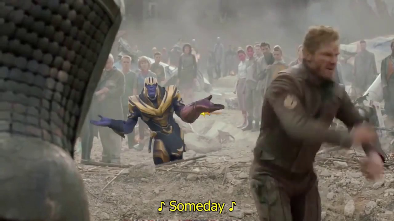Fortnite Battle Royale Gif Thanos Popcorn Emote Youtube