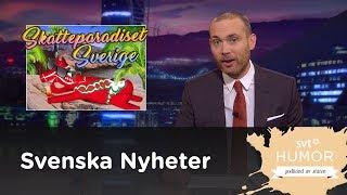 Svenska nyheter och skatteparadiset Sverige