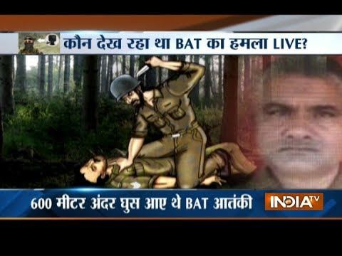 Pakistan BAT team carried camera to to record the action and possible mutilation of jawans