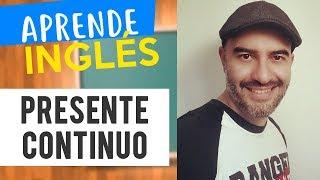 Presente Contínuo en Inglés / Alejo Lopera