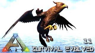 ARK: SURVIVAL EVOLVED - NEW CREATURES & ALPHA TRIBESMAN TAMING !!! E11 (MODDED ARK EXTINCTION CORE)