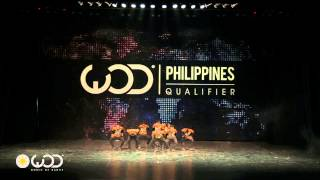 Who Am I | World of Dance Philippines Qualifier 2015 | #WODPH2015