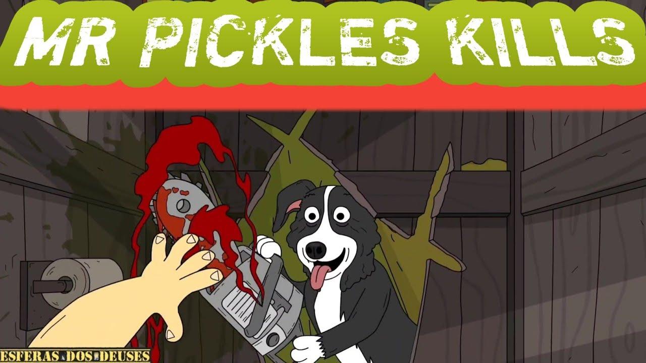 Download Mr Pickles Dublado Português [1080p HD] Mr pickles Acampamento | Esferas Dos Deuses Kame