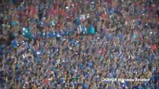 Akhir Piala Malaysia 2014: JDT 2 (3) - (5) 2 Pahang