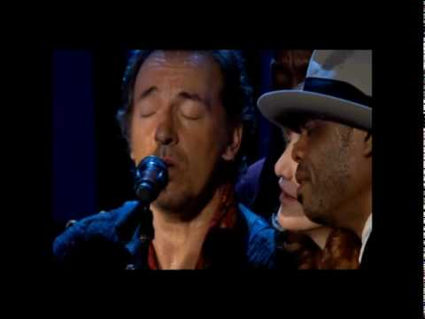 We shall overcome-Bruce Springsteen and the Seeger Sesions Band
