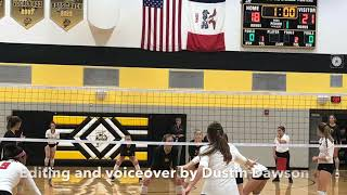Volleyball highlights: Union at CPU