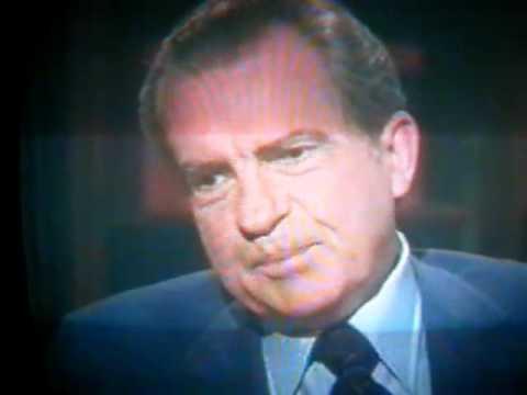 Richard Nixon Jokes About LBJ Killing JFK