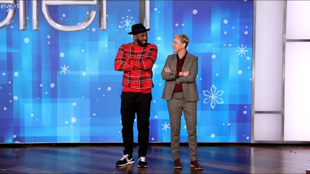 Ellen Shares Her Favorite Guest Host Moments