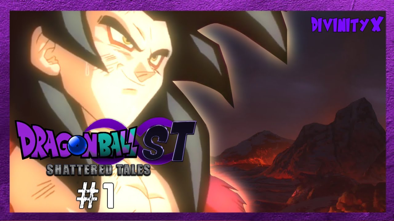 Download Dragon Ball Shattered Tales Chapter 2 Episode 1