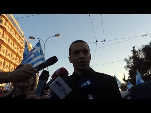 Ηλίας Κασιδιάρης: Απαιτούμε την άμεση αποφυλάκιση των βουλευτών μας