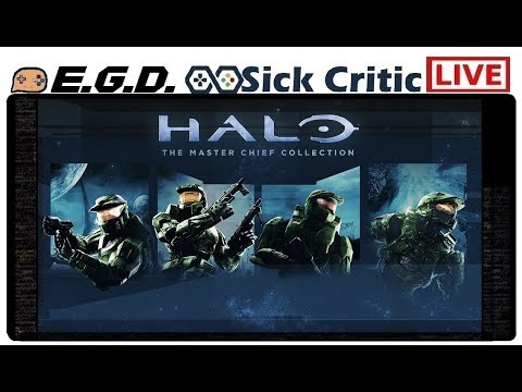 🔴Live! Halo Master Chief Collection! Join Our Game! Its Been A While! I Miss Halo :(