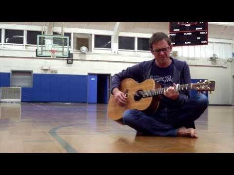 Glen Phillips sings Retrograde by James Blake