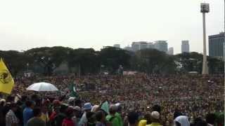 Puisi A Samad Said Stadium Merdeka