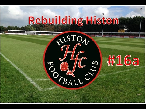 Rebuilding Histon - Episode 16 part 1 : End of season (Hayes & Yeading) | Football Manager 2017