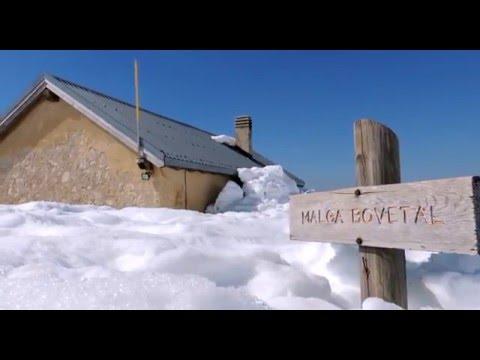 L'INVERNO nelle Piccole Dolomiti