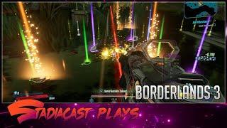 Lloyd Plays Borderlands 3 Co-Op on Stadia!