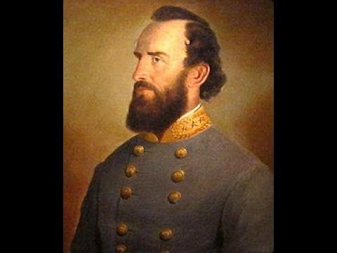 "Civil War Biography:  General Thomas J. ""Stonewall"" Jackson"