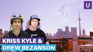 Kriss Kyle's BMX World Tour Kicks Off in Toronto | Kriss Kyle Riding Shotgun | Unstoppable