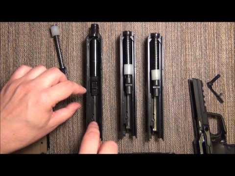 Light/Medium/Heavy Lubrication examples