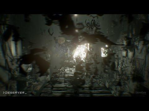 OBSERVER GDC demo Teaser Trailer