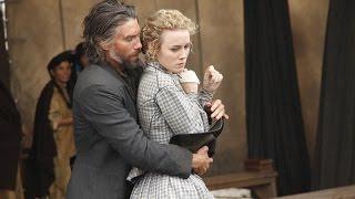 Cullen Bohannon - Lily Bell story (HellOnWheels) Hallelujah.