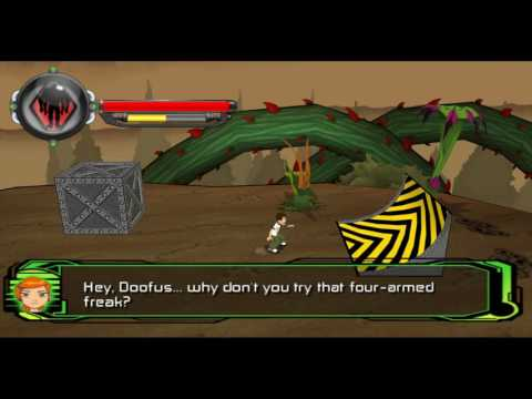 #Ben10 Protector of Earth PSP GAMEPLAY #EP8 - No Commentary