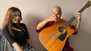 Sean Kingston - Beautiful Girls cover by Mina Phan & Thanh Điền Guitar