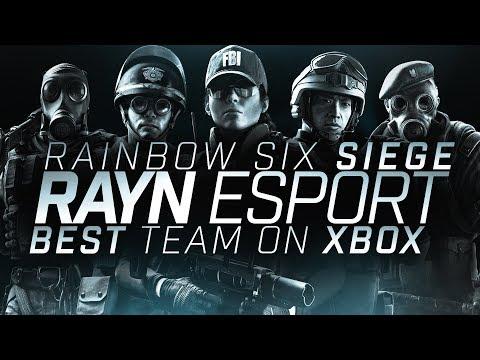 RAYN ESport | Xbox Team Montage