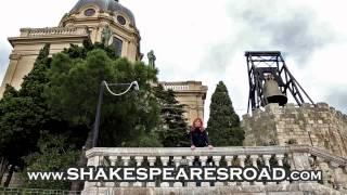 Shakespeare's Road - Teaser
