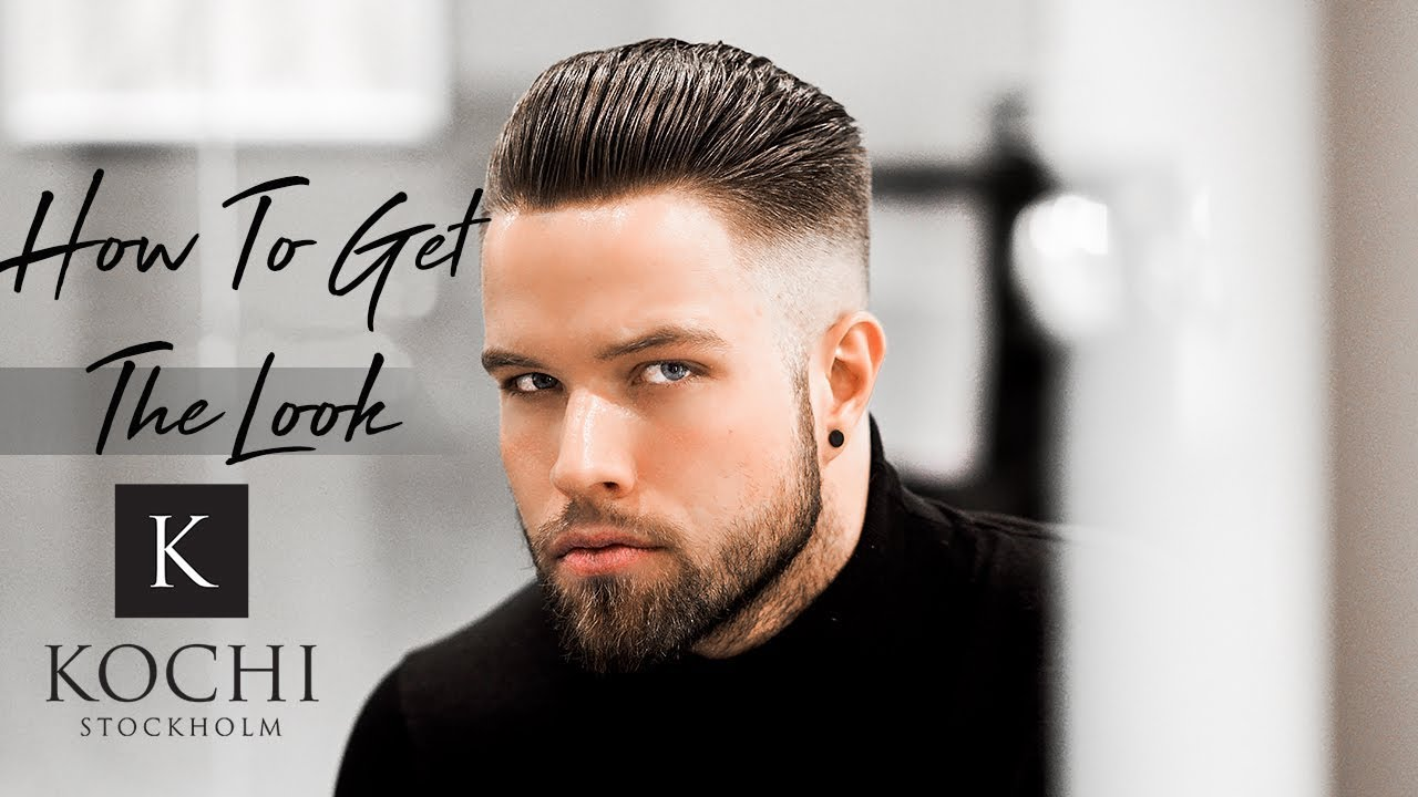 hair haircuts for guys high skin fade slick back best trendy haircut 2793