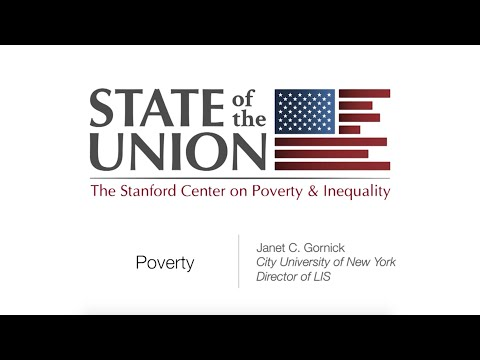 State of the Union 2016: Poverty