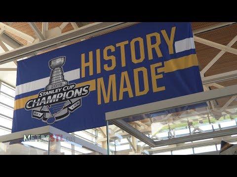 Blues History Museum Display
