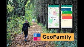 가족 안전 위치추적 앱 GeoFamily 트랙커 앱의 …